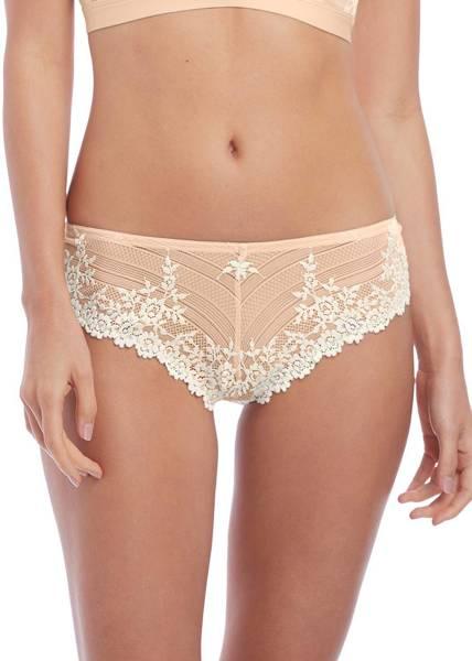 Embrace Lace szorty tanga - cieliste - Wacoal